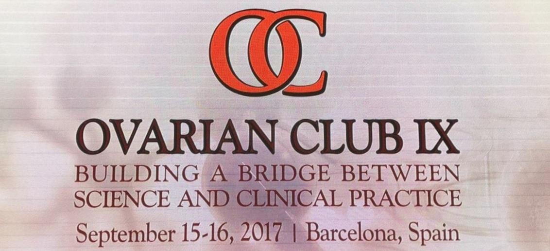 Специалисты клиники высоких репродуктивных технологий «Тонус МАМА» посетили уникальную конференцию «Ovarian Club IX», прошедшую под эгидой «Строительство моста между наукой и практикой».