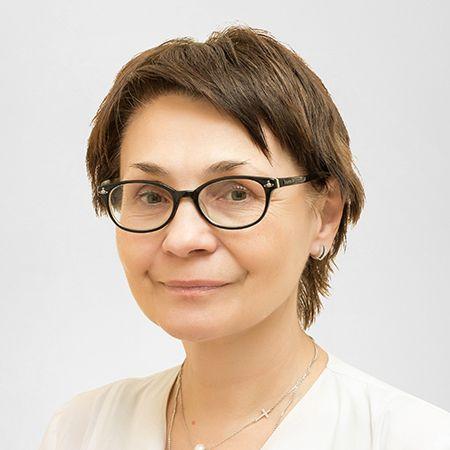 Леонтьева Людмила Гусмановна