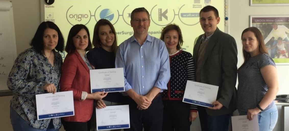 Специалисты клиники высоких репродуктивных технологий «Тонус МАМА» приняли участие в ежегодном продвинутом курсе для эмбриологов от компании ORIGIO